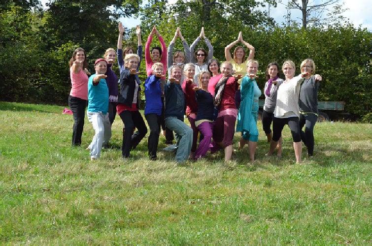 Ausbildung zum/r Yogalehrer/in Proges